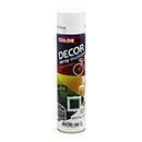 SPRAY COLORGIN DECOR BRANCO 360ML 8641