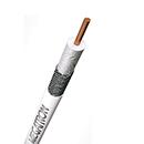 FIO COAX CEL.100M RGC06 BR 67% MEGATRON