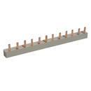 BARRAM STECK TRIF. 80A 220/440V 3X4P DIN