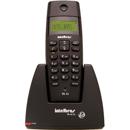 TELEF INTELBRAS S/FIO PRETO TS40 C/IDENT