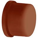 CAPS CORR PLASTIK LL D 1.1/4 MARROM