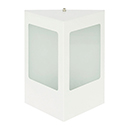 ARANDELA LUXTIME TRIANG.BR P/1LAMP 06/23