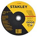 DISCO SPED/INOX STANLEY 9X7/8X2.5