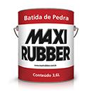BATIDA DE PEDRA MAXI RUBBER 3,6 GL