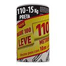 LONA PRETA 4X110  FINA 15KG LONAX