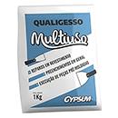 GESSO MULTIUSO GYPSUM 1KG