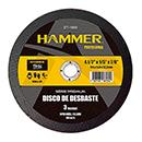 DISCO DESBAST HAMMER 4./12X7/8